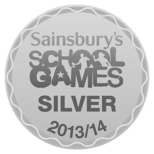 School Games Silver 2013 2014